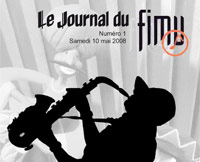 Le Journal du FIMU 2008 (Screenshot)