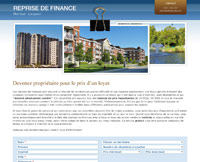 Montreal Rive-Sud Real Estate (Screenshot)