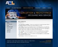 ARL Concept Prototype (Screenshot)